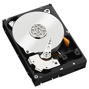 WD Se Hard Drive View