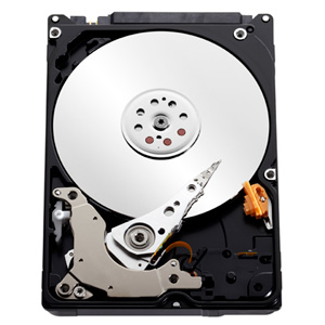 Western Digital SATA Hard Drives (2.5 inch)